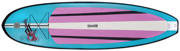 Naish Alana Air, Inflatable Allround Board