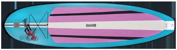 Naish Alana Air, Inflatable Allround Board