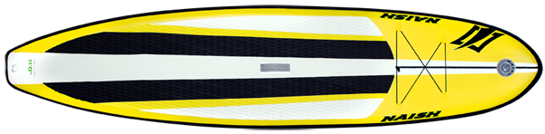 Naish Nalu Air, aufblasbares Allround Board