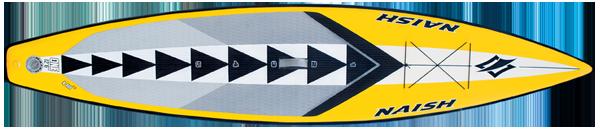 Naish One GX Racing / Touring Inflatable